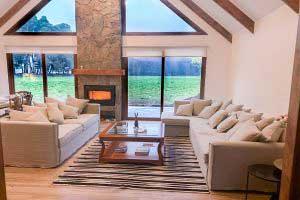 sofaonline - sofa modular a medida Colomba con tela de lino