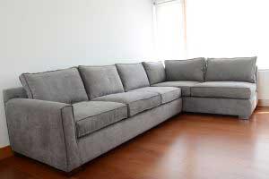 sofaonline - sofa modular a medida Maca con tela crypton storm