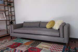 sofaonline - Sofa a medida Ema con tela Vrijesh 182