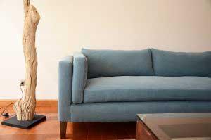 sofaonline - Sofa a medida Ema con tela Teal