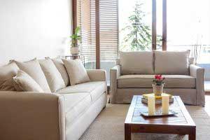 sofaonline - sofa a medida Juana con tela de lino