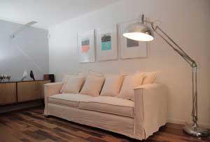 sofaonline - Sofa a medida Margarita con tela Lily 56