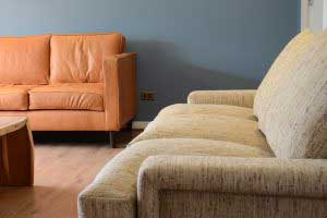 sofaonline - Sofa a medida de cuero Matilde