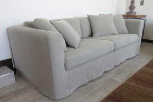 sofaonline - sofa a medida Sofia con tela Jenny 114
