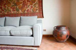 sofaonline - sofa a medida Cata con tela de lino caribe gris