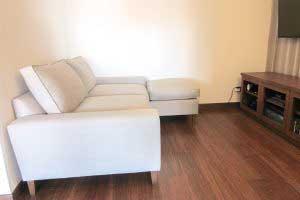 sofaonline - sofa a medida Cata con tela de lino legiado