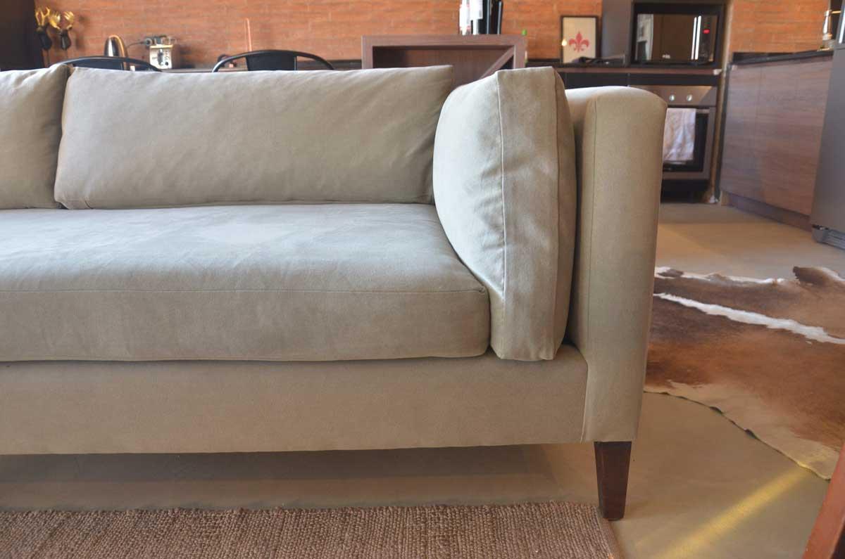 Sofa Online - Terminaciones en tapicería