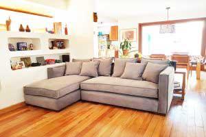 sofaonline - sofa modular a medida Andrea con tela crypton