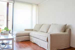 sofaonline - sofa modular a medida Antonia con tela de lino