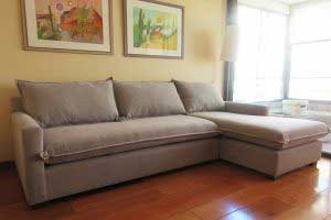 sofaonline - Sofa modular a medida Antonia con tela Jenny 163
