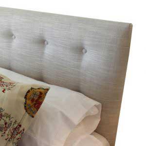 sofaonline - Respaldo para cama botones