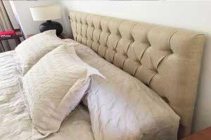sofaonline - Respaldo de cama Capitone