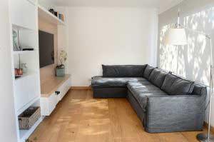 sofaonline - sofa modular a medida Emilia con tela Stone