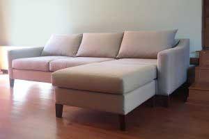 sofaonline - Sofa modular a medida Sara con tela de Gabardina