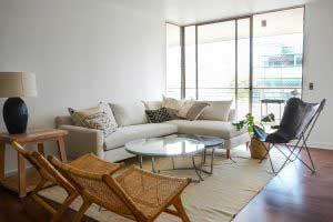 sofaonline - sofa modular a medida Pili con tela de lino caribe hueso