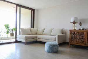 sofaonline - sofa modular a medida Pili con tela Crypton