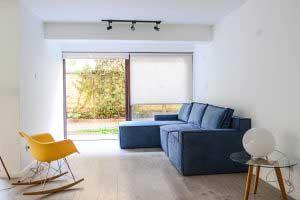 sofaonline - sofa modular a medida Gracia con tela Crypton Mystic
