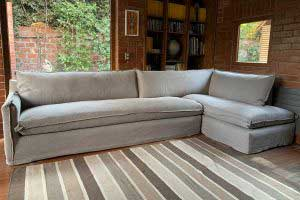 sofaonline - sofa modular a medida Emilia con tela Lily 71