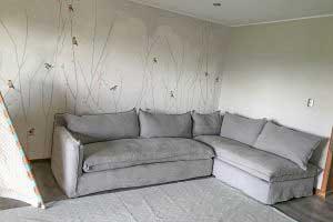 sofaonline - sofa modular a medida Emilia con tela Lily