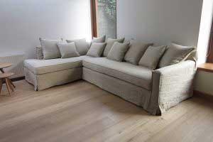 sofaonline - Sofa modular a medida Colomba con tela Rafael