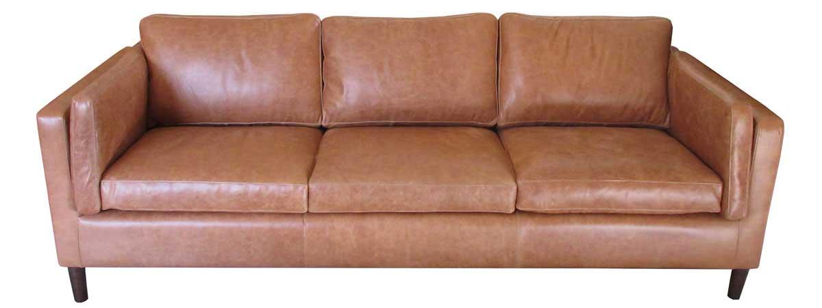 sofaonline - sofa de cuero a medida Adela