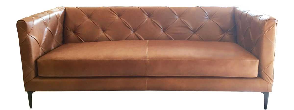 sofaonline - sofa de cuero a medida Isabel