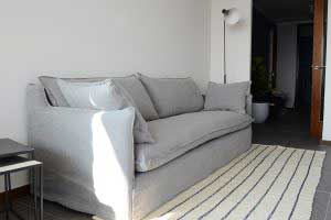 sofaonline - sofa a medida Guadalupe con tela Lily 71