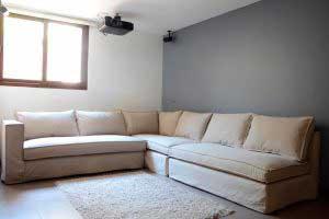 sofaonline - sofa modular a medida Candelaria con tela Josefa 55