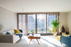 sofaonline - sofa a medida Victoria con tela de lino caribe hueso