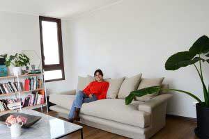 sofaonline - testimonio de cliente sobre compra de sofa a medida