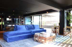 sofaonline - Cliente satisfecho con su nuevo sofa a medida
