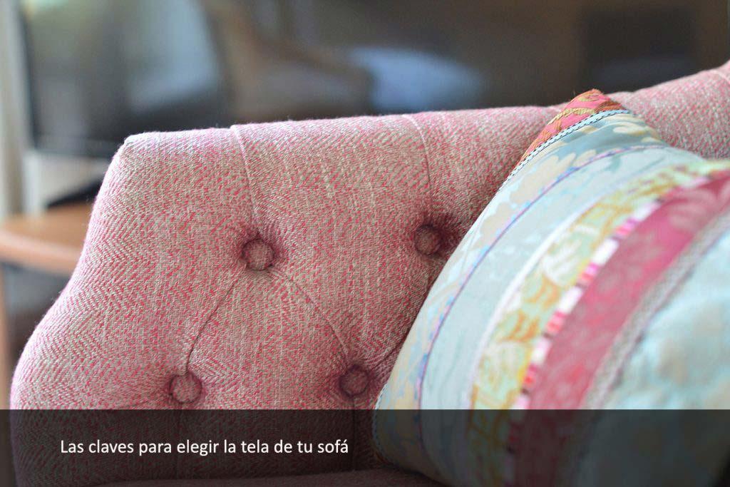 sofaonline - sofa a medida de capitone Elisa