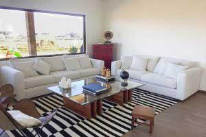 sofaonline - sofa a medida Josefa con tela de lino caribe hueso