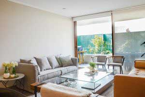 sofaonline - sofa a medida Margarita con tela de lino caribe gris