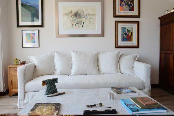 sofaonline - sofa a medida Margarita con tela de lino caribe hueso