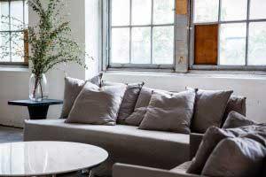 Sofa Online - El lino, la tela hit del momento