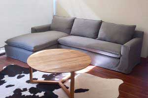 sofaonline - Sofa modular a medida Antonia con tela Lily 141
