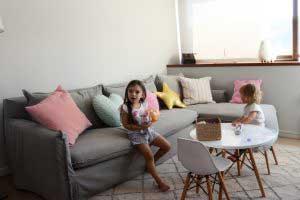 sofaonline - Sofa modular a medida Antonia con tela Jessie 32