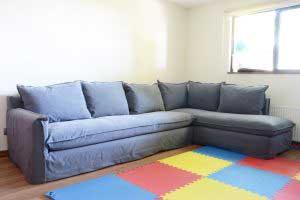 sofaonline - sofa modular a medida Emilia con tela Lily 98