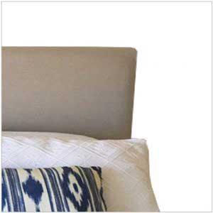 sofaonline - Repaldo para cama simple