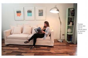 sofaonline - Beneficios de un sofa blanco