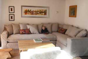 sofaonline - sofa modular a medida Alicia con tela Colombier